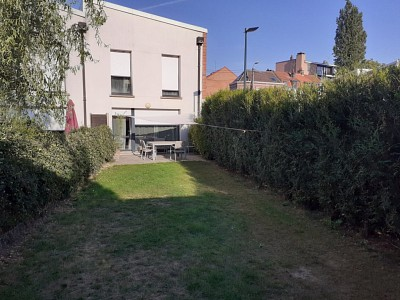 MAISON A LOUER - LOOS CENTRE-VILLE - 112,92 m2 - 1095 € charges comprises par mois