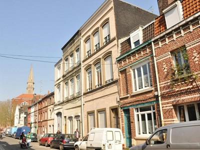 APPARTEMENT T2 A LOUER - LILLE GAMBETTA - 34,23 m2 - 560 € charges comprises par mois