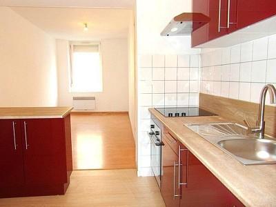 APPARTEMENT T2 A LOUER - HAUBOURDIN CENTRE-VILLE - 30,48 m2 - 490 € charges comprises par mois
