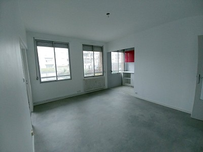 APPARTEMENT T2 A LOUER - MARCQ EN BAROEUL - 43,64 m2 - 610 € charges comprises par mois
