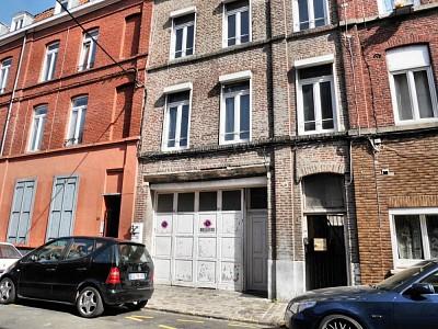 STUDIO A LOUER - LILLE SAINT MAURICE - 16,13 m2 - 360 € charges comprises par mois