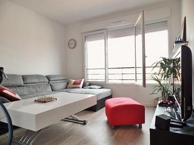 APPARTEMENT T2 A LOUER - LOMME MARAIS - 37,45 m2 - 605 € charges comprises par mois