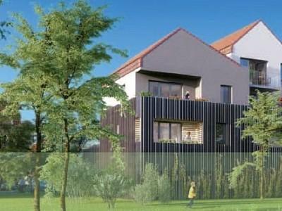 APPARTEMENT T3 A LOUER - HEM - 67,87 m2 - 801 € charges comprises par mois