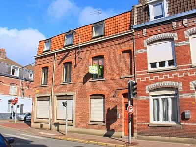 STUDIO A LOUER - LOMME CANTELEU - 25,95 m2 - 350 € charges comprises par mois