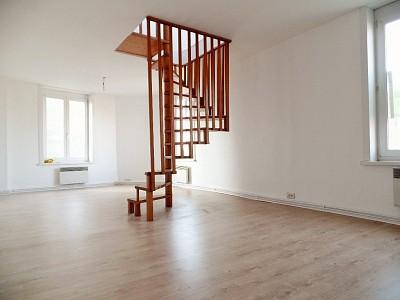 APPARTEMENT T3 A LOUER - MARQUETTE LEZ LILLE - 54,53 m2 - 570 € charges comprises par mois