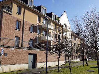 APPARTEMENT T2 A LOUER - HAUBOURDIN - 47,25 m2 - 630 € charges comprises par mois