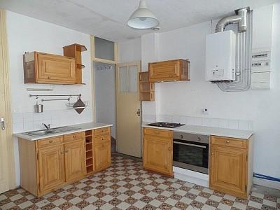 MAISON A LOUER - LILLE GAMBETTA - 54,89 m2 - 630 € charges comprises par mois