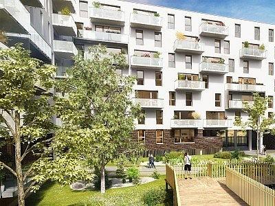 APPARTEMENT T3 A LOUER - CAPINGHEM HUMANICITE - 59,45 m2 - 730 € charges comprises par mois