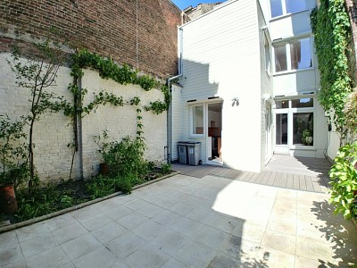 MAISON A VENDRE - LILLE BOIS BLANCS MARX DORMOY - 140 m2 - 460000 €