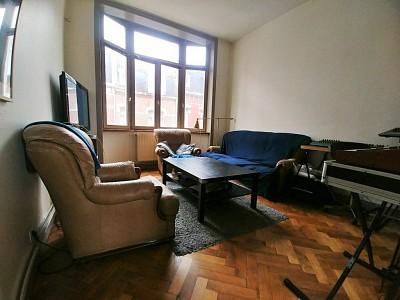 APPARTEMENT T2 - LILLE CORMONTAIGNE - 36 m2 - VENDU