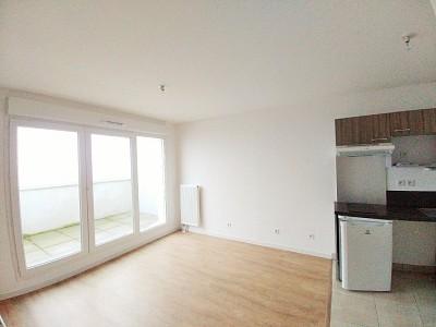 APPARTEMENT T2 A LOUER - MARQUETTE LEZ LILLE - 41 m2 - 550 € charges comprises par mois