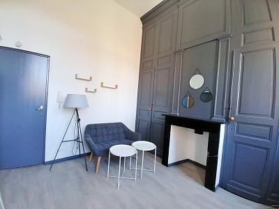 STUDIO A LOUER - ROUBAIX - 20,2 m2 - 400 € charges comprises par mois
