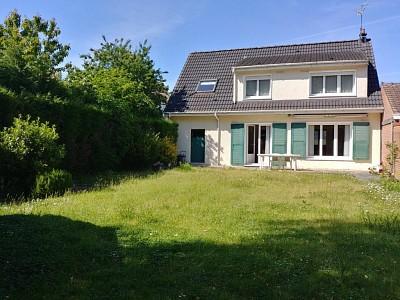 Maison 4 chambres-jardin-garage A VENDRE - LAMBERSART - 113 m2 - 379000 €