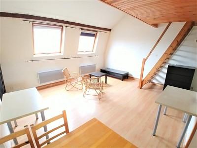 STUDIO A LOUER - LAMBERSART - 36,74 m2 - 600 € charges comprises par mois