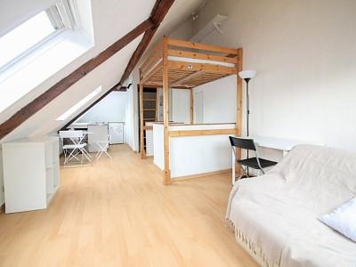STUDIO A VENDRE - LILLE VAUBAN - 30,85 m2 - 92500 €