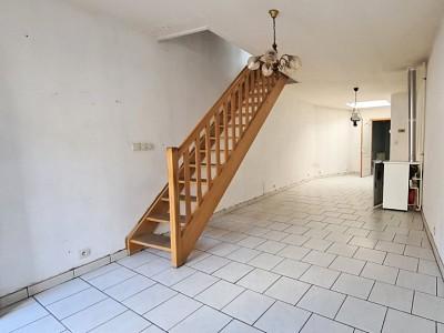 MAISON 1930 A VENDRE - HOUPLINES - 52 m2 - 92500 €