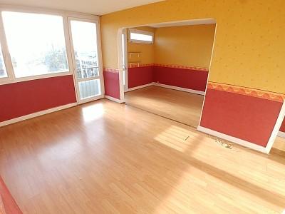 APPARTEMENT T2 A LOUER - LILLE BOIS BLANCS MARX DORMOY - 60 m2 - 720 € charges comprises par mois