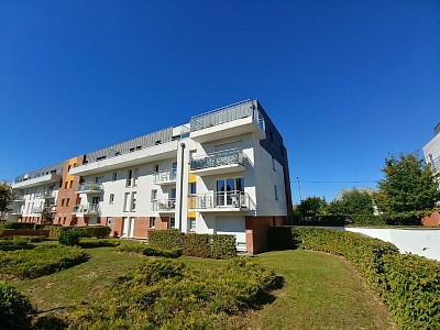 APPARTEMENT T4 A VENDRE - LOOS - 100 m2 - 241500 €