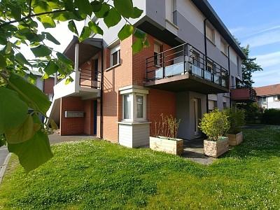 APPARTEMENT T2 A VENDRE - LOOS - 39,35 m2 - 94500 €