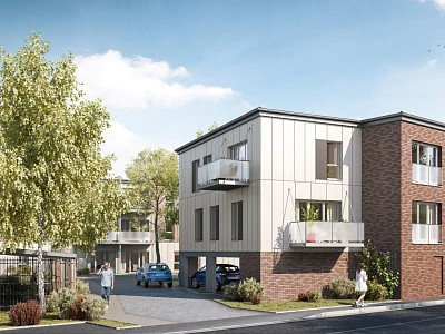 APPARTEMENT T2 NEUF A VENDRE - ARMENTIERES - 38,3 m2 - 131431 €