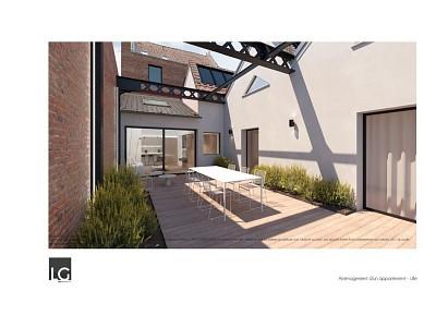 APPARTEMENT T6 A VENDRE - LILLE WAZEMMES - 145 m2 - 450000 €