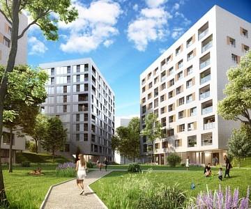 APPARTEMENT T2 A LOUER - LILLE MOULINS - 45,06 m2 - 700 € charges comprises par mois
