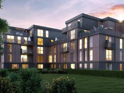 APPARTEMENT T1 NEUF A VENDRE - ST ANDRE LEZ LILLE - 28,45 m2 - 145000 €
