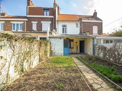 MAISON A VENDRE - LOMME - 100 m2 - 212500 €