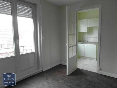 APPARTEMENT T2 A LOUER - MARCQ EN BAROEUL - 44,11 m2 - 635 € charges comprises par mois