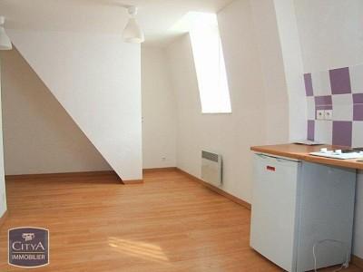 STUDIO A LOUER - HOUPLINES - 24,37 m2 - 400 € charges comprises par mois