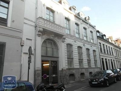 APPARTEMENT T2 A LOUER - LILLE VIEUX LILLE - 44,7 m2 - 690 € charges comprises par mois