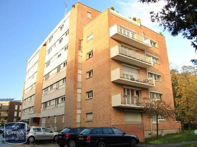 STUDIO A LOUER - LAMBERSART - 34 m2 - 490 € charges comprises par mois