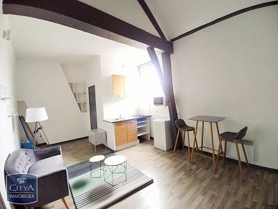 STUDIO A LOUER - ROUBAIX - 28,56 m2 - 500 € charges comprises par mois