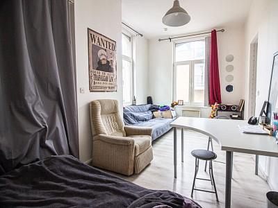 STUDIO A VENDRE - LILLE GAMBETTA - 28,17 m2 - 118500 €