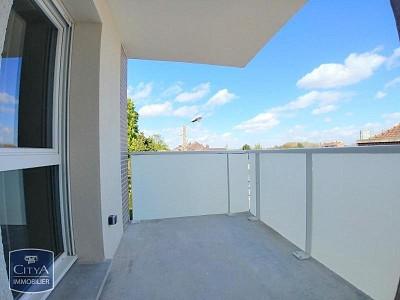 APPARTEMENT T3 A LOUER - HAUBOURDIN - 64,34 m2 - 740 € charges comprises par mois