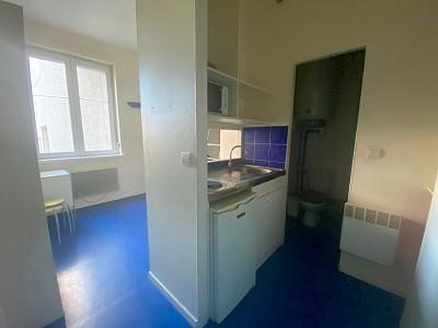 STUDIO A VENDRE - LILLE MOULINS - 20,3 m2 - 99000 €