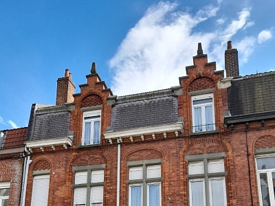 IMMEUBLE DE RAPPORT A VENDRE - LOMME - 215 m2 - 420000 €