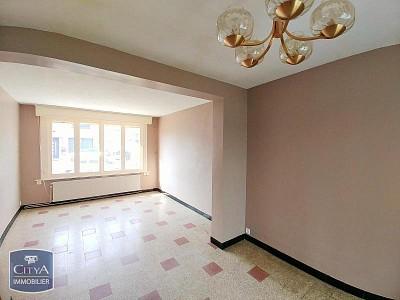 MAISON A LOUER - ST ANDRE LEZ LILLE - 68,18 m2 - 900 € charges comprises par mois