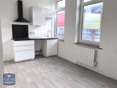 APPARTEMENT T2 A LOUER - TOURCOING - 33,06 m2 - 495 € charges comprises par mois