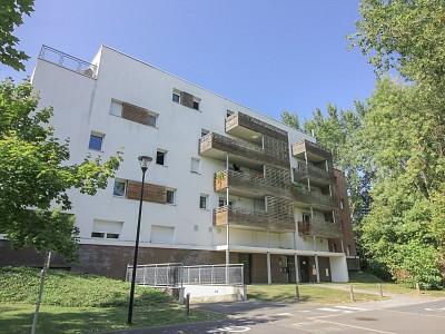 T2 avec balcon et place de parking - ST ANDRE LEZ LILLE - 39 m2 - VENDU