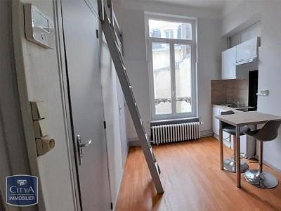 STUDIO A LOUER - LILLE VAUBAN - 14,43 m2 - 375 € charges comprises par mois