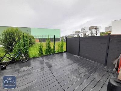 MAISON A LOUER - LOOS - 79 m2 - 1100 € charges comprises par mois