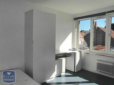 STUDIO A LOUER - LA MADELEINE - 15,51 m2 - 345 € charges comprises par mois