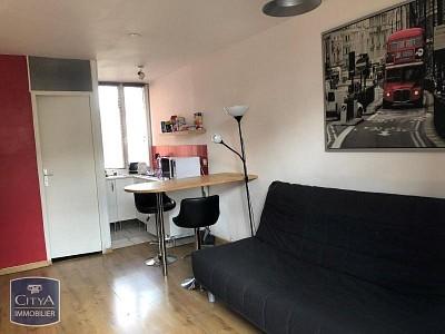 STUDIO A LOUER - LILLE VAUBAN - 20,37 m2 - 415 € charges comprises par mois