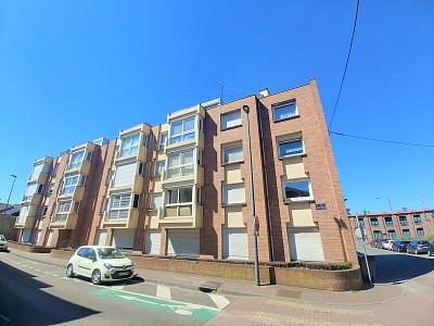 APPARTEMENT T3 A VENDRE - LILLE ESQUERMES - 71 m2 - 134500 €