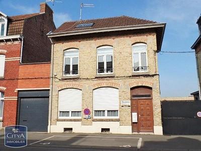 APPARTEMENT T2 A LOUER - NIEPPE - 51,4 m2 - 560 € charges comprises par mois