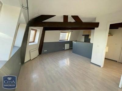 APPARTEMENT T2 A LOUER - LOOS - 32,8 m2 - 560 € charges comprises par mois