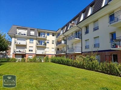 APPARTEMENT T3 A LOUER - LAMBERSART - 62,33 m2 - 890 € charges comprises par mois