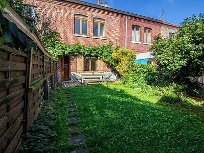 MAISON A VENDRE - LILLE FIVES HELLEMMES - 47,33 m2 - 145000 €
