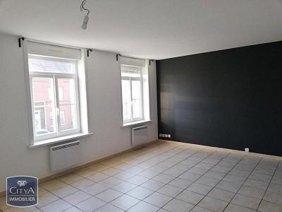 APPARTEMENT T3 A LOUER - RONCHIN - 64,33 m2 - 700 € charges comprises par mois